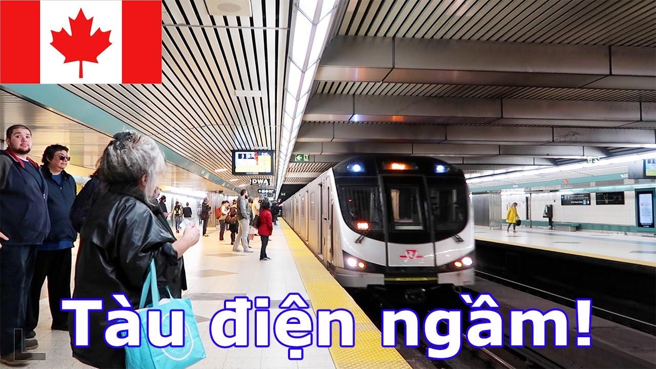 4 phương tiện công cộng bạn có thể sử dụng khi du học Canada