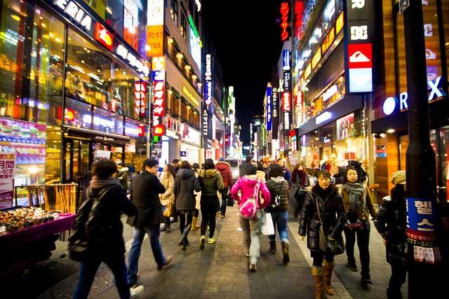5 thiên đường giảm giá cho du học sinh tại Hàn Quốc