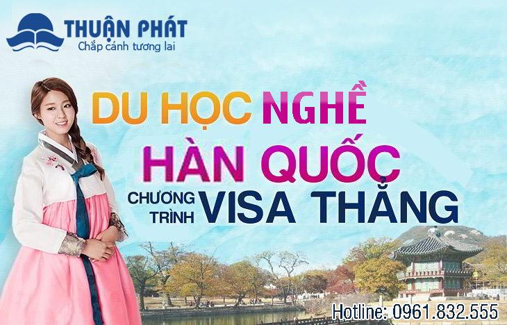 DU HỌC NGHỀ TẠI HÀN QUỐC NĂM 2017 - 2018 (Visa D4-6)