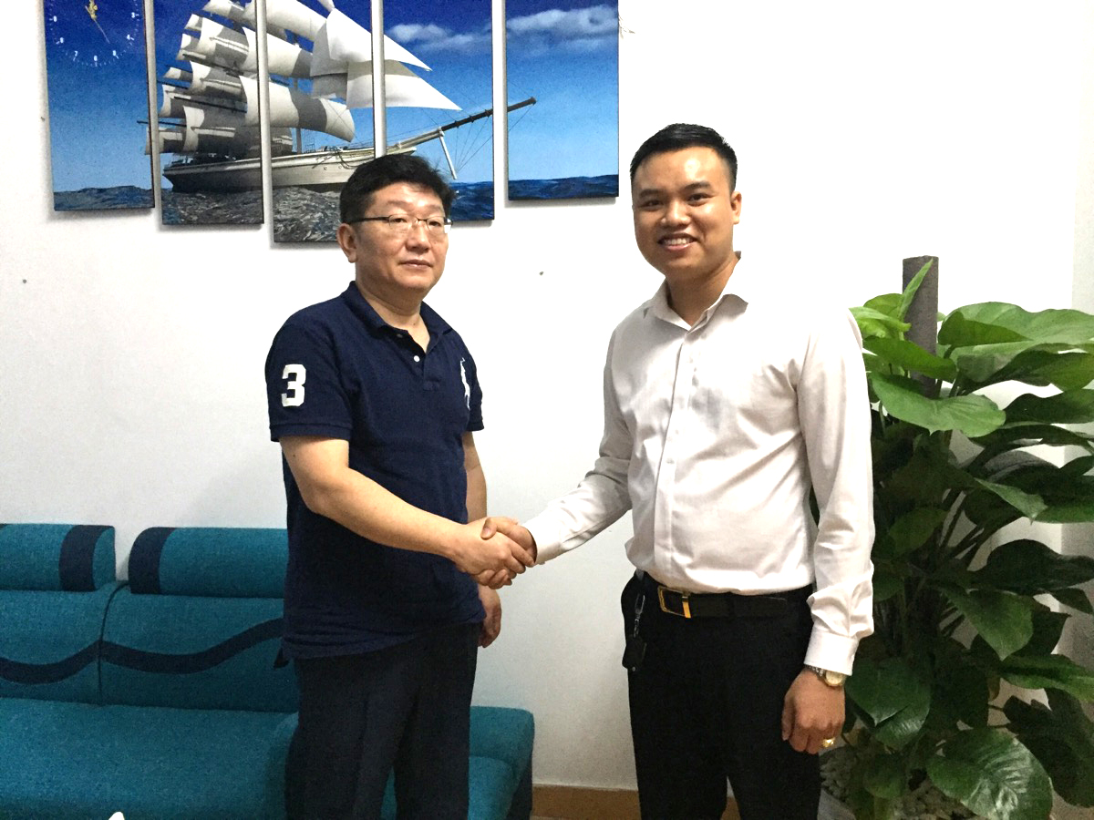 THUAN PHAT COOPERATES WITH THE GLOBAL DEVELOPMENT INSTITUTE