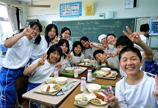 10 điều khiến thế giới ghen tị với nền giáo dục Nhật Bản