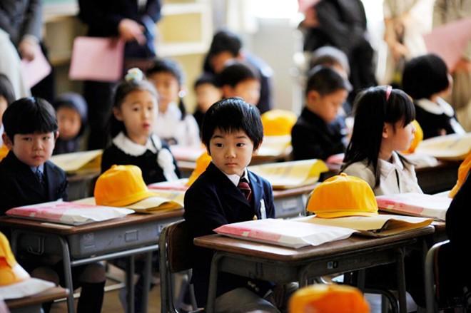 Nền giáo dục đáng ngưỡng mộ tại Nhật Bản