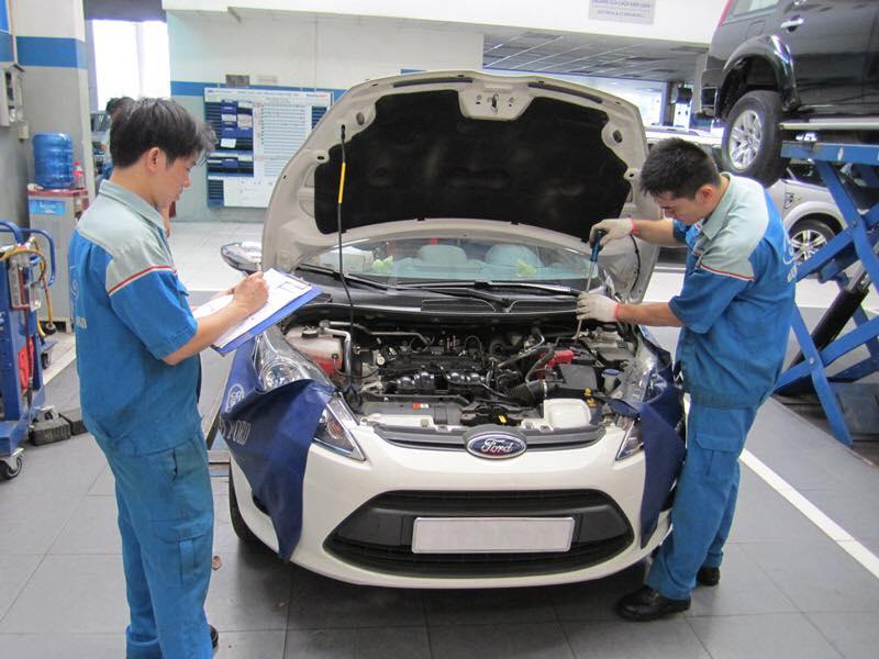 T5/2017 - Tuyển đơn hàng lắp ráp, xử lý ô tô làm việc ở Nhật Bản