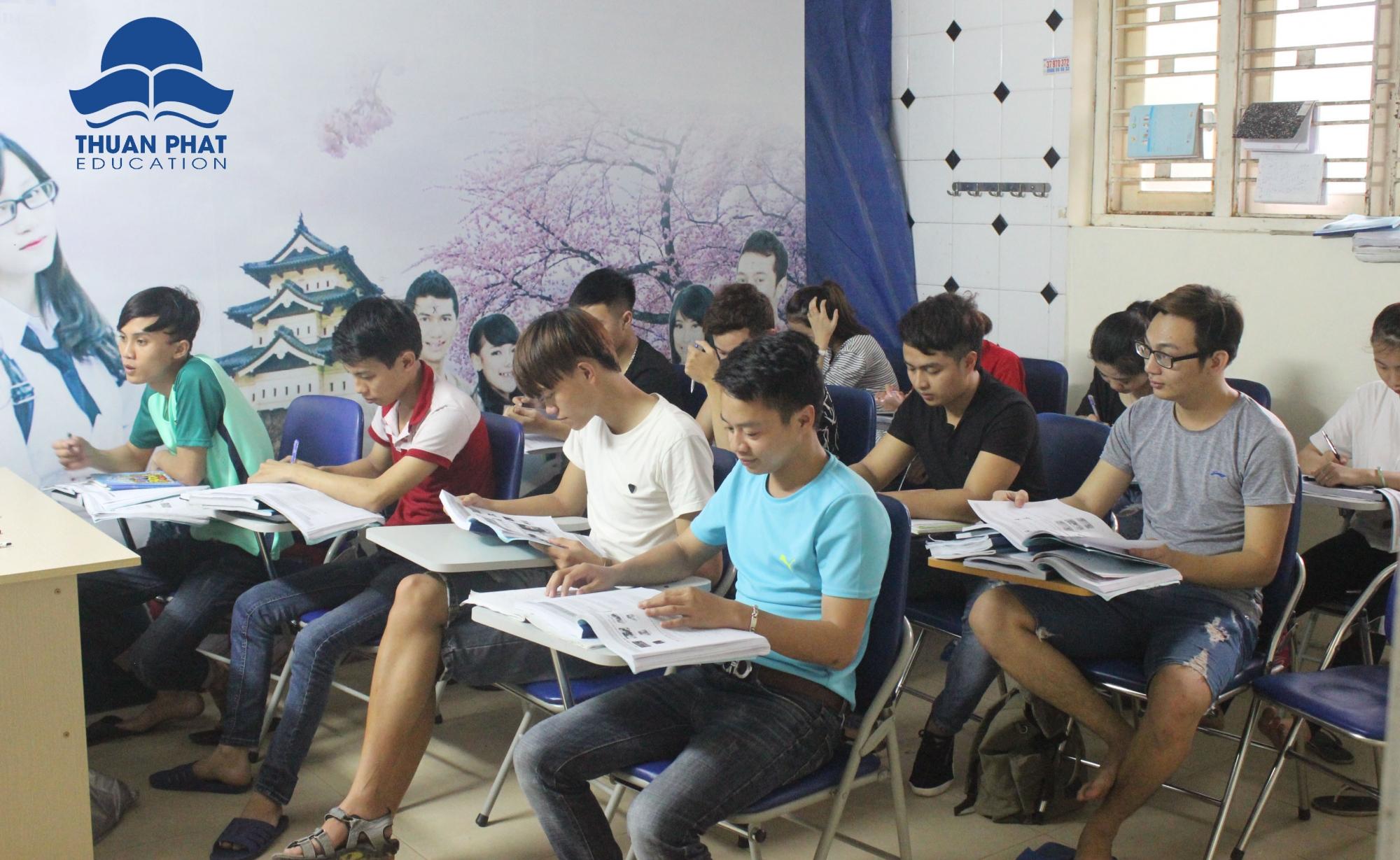 Lớp học và ký túc xá Thuận Phát EDU - Ngôi nhà kết nối những ước mơ