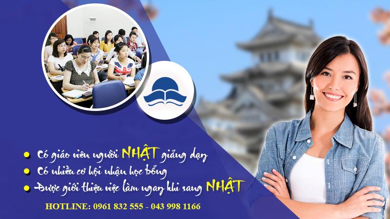 Quy trình đào tạo cho du học sinh Nhật Bản