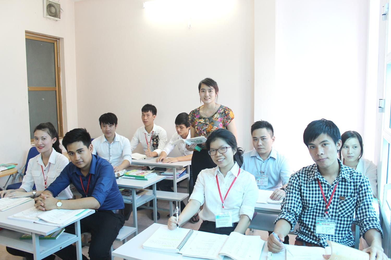 Hình ảnh học viên công ty du học Thuận Phát