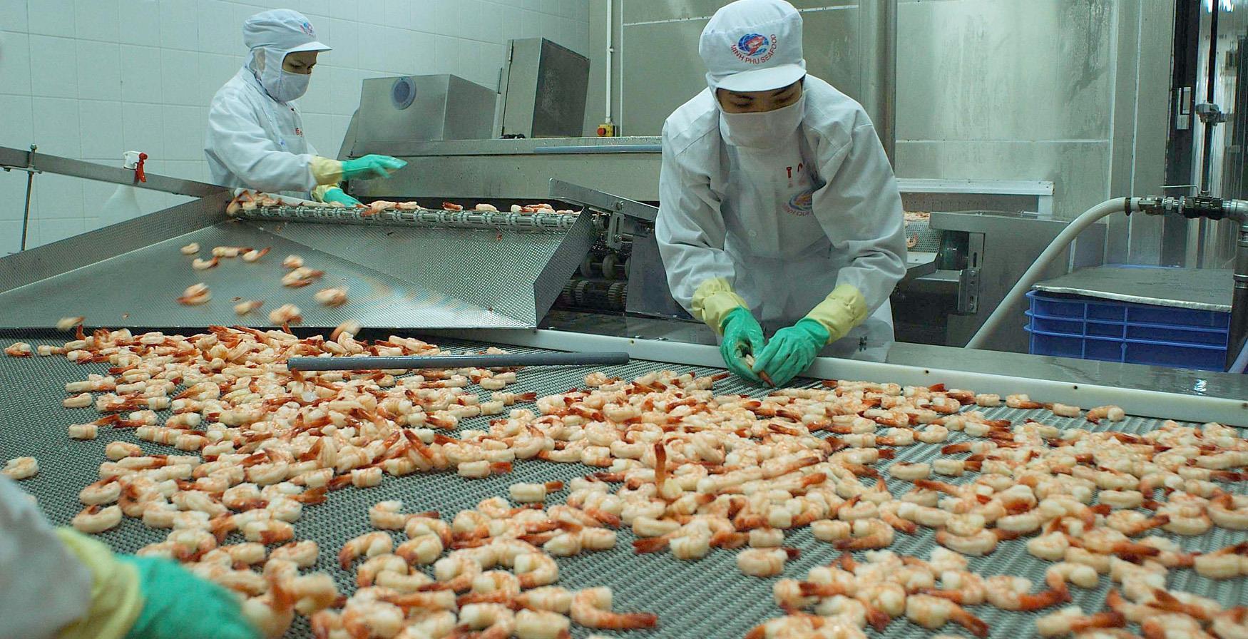 T9/2017 - Tuyển 06 nữ đơn hàng Chế biến thủy sản làm việc tại tỉnh Ehime, Nhật Bản