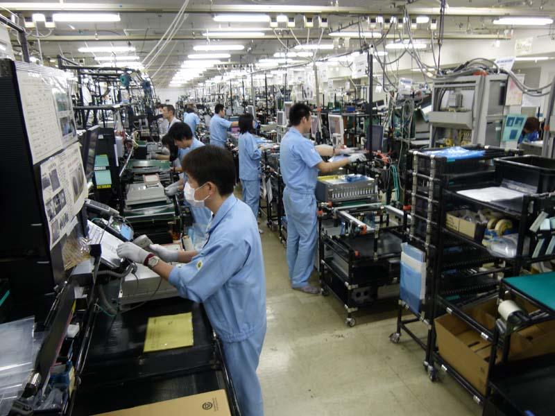 T9/2017 - Tuyển 09 nam đơn hàng Gia công kim loại lương cao, làm việc tại Tỉnh Chiba Nhật Bản