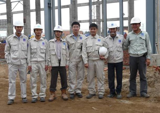 T9/2017 - Cần tuyển 06 nam đơn hàng Lắp đặt đường ống tại tỉnh Saitama, Nhật Bản