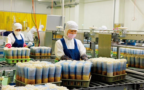 T6/2017 - Tuyển gấp 20 nam nữ Trồng nấm và đóng gói sản phẩm tại Tỉnh Ibaraki Nhật Bản